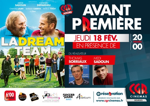 Photo du film LA DREAM TEAM