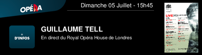 SAISON 2014/2015 ROYAL OPERA HOUSE DE LONDRES EN LIVE