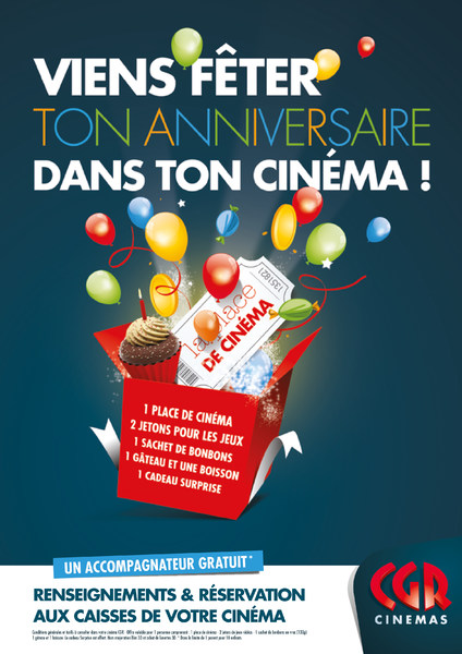 anniversaire cinema begles