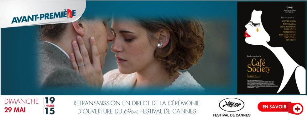 Photo du film Caf� Society