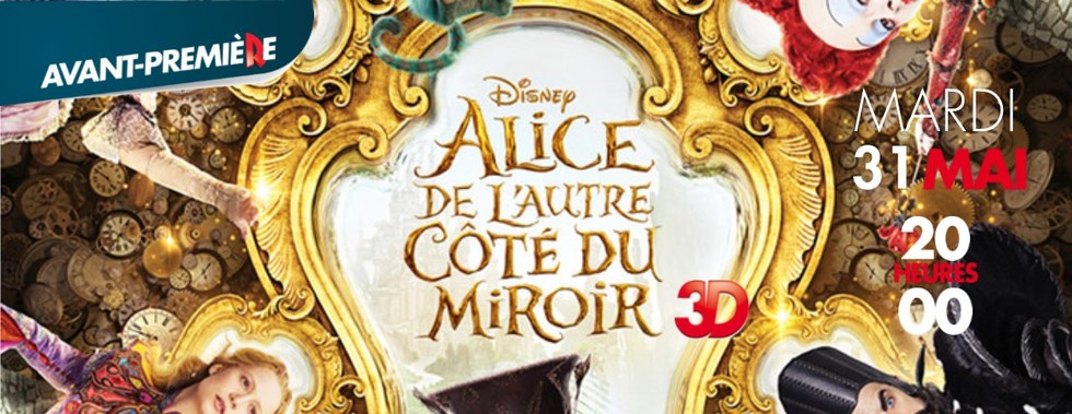 Photo du film Alice De L'autre C�t� Du Miroir en 3D