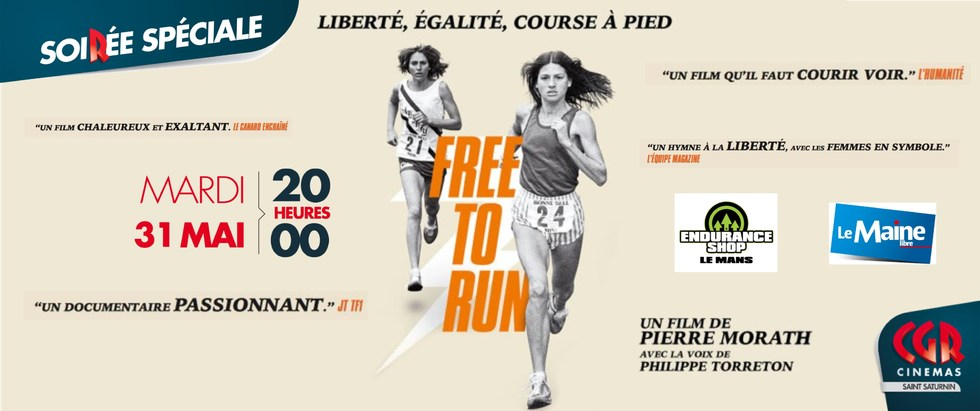Photo du film Free to Run