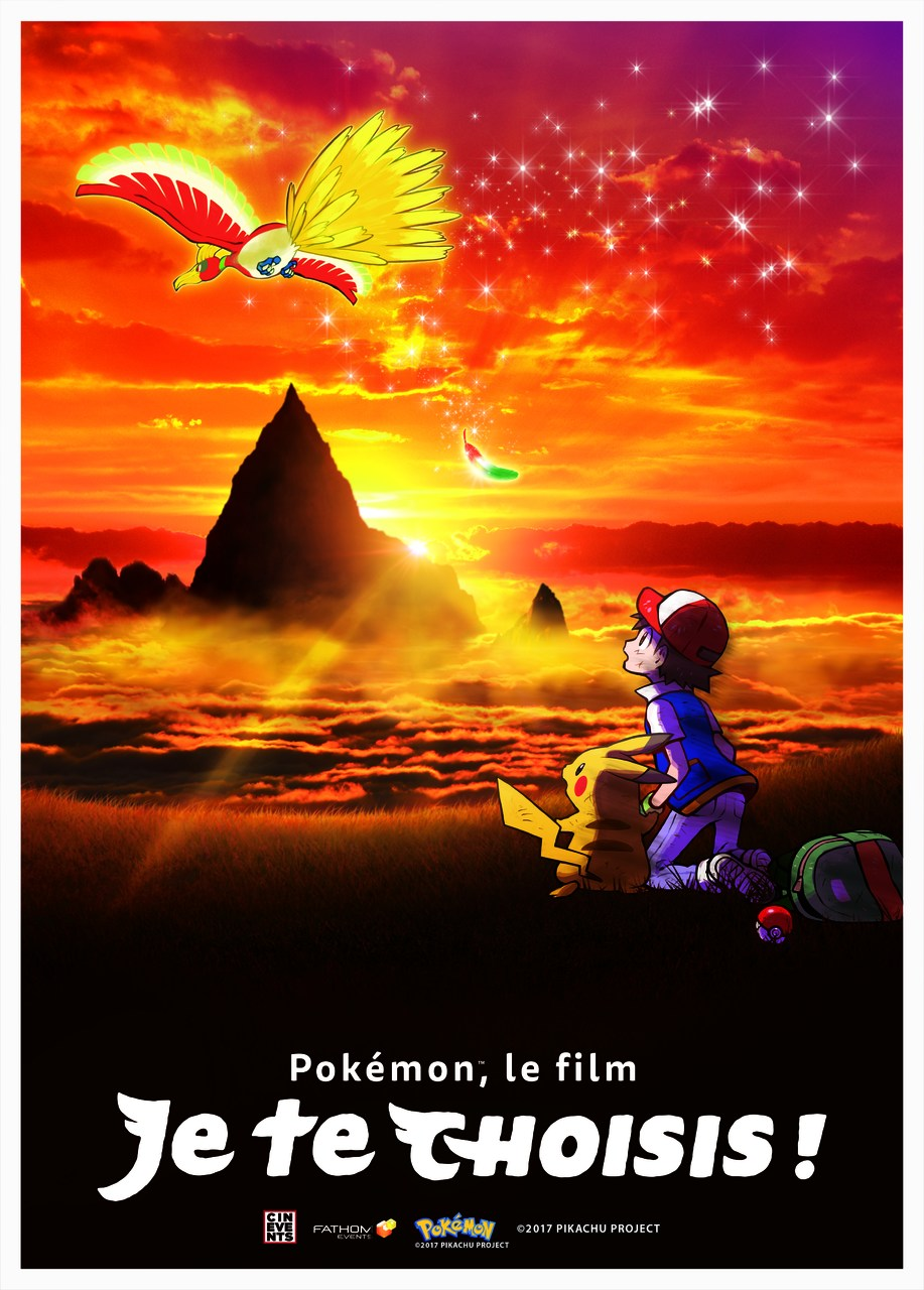 Pokémon, le film : Je te choisis ! en streaming vf complet